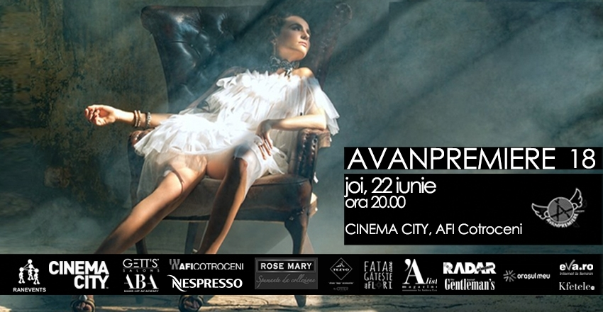 AVANPREMIERE Gala – the most important multi brand fashion event of Romania