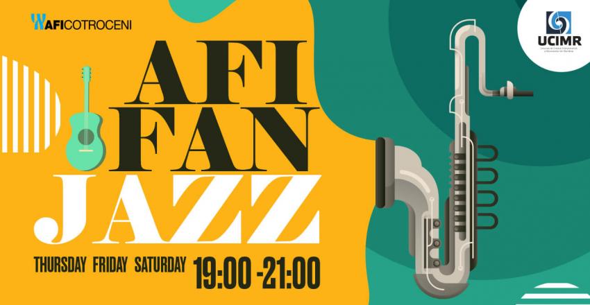 AFI Fan Jazz!