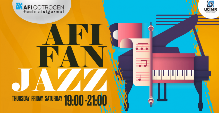 Enjoy this summer's soundtrack at AFI Cotroceni!