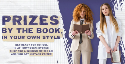 Prizes by the book, in your own style
