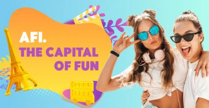 AFI The Capital Of Fun